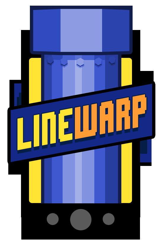 line_warp_vertical